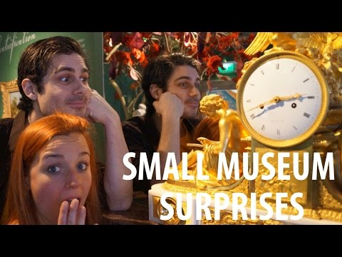 Small Museum Surprises- 3 Unique Amsterdam Collections