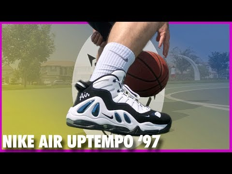NIKE AIR MAX UPTEMPO 97 (2018) REVIEW