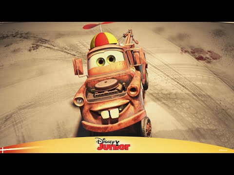 Biler: Dengang Bumle var en Monstertruck - Disney Junior Danmark
