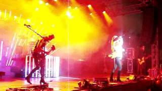 D-A-D : Too Deep For Me - Live at Amfiscenen Odense 15-08-2009