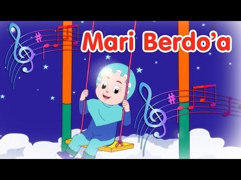 Mari Berdoa | Diva Bernyanyi | Lagu Anak Channel