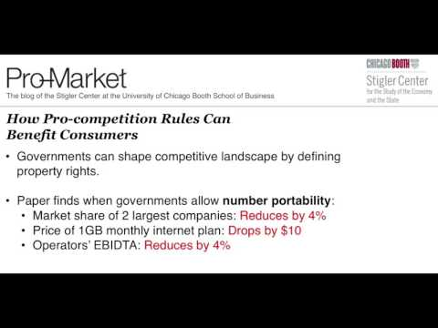 How Pro-Competition Rules Can Benefit Consumers