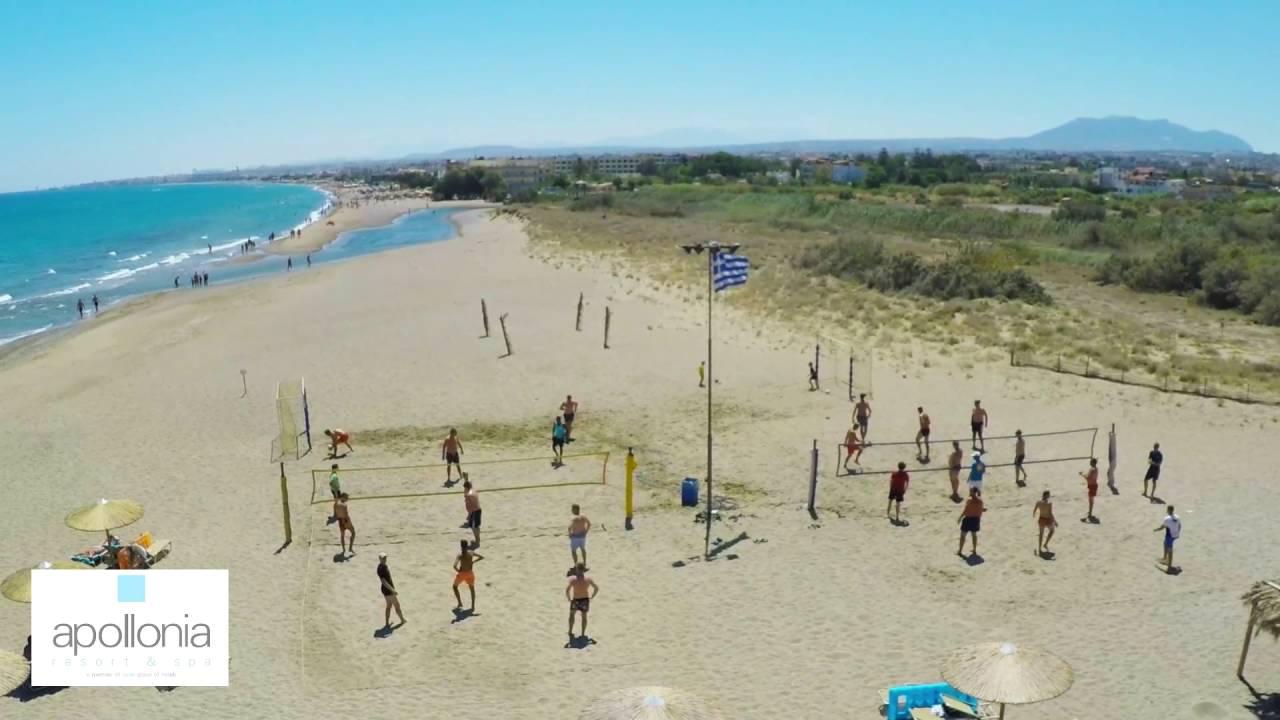 Apollonia Beach Resort Spa Kreta