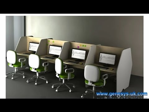 Mac-Call Call Centre Desks | Call Centre Desks | Call Centre Pods | Study Pods | Study Booths