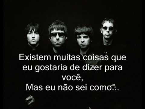Oasis - Wonderwall - Legenda