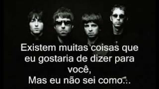 Oasis - Wonderwall - Legenda