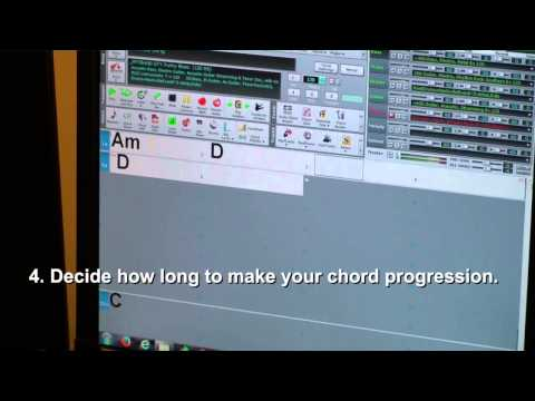 How I Create Guitar Solo Backing Tracks With Band In A Box Tutorial EricBlackmonMusicHD