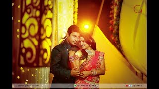 Grand mega wedding reception || Padhu-Shruti || Giristills