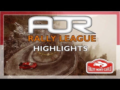 DiRT Rally | AOR World Rally Championship: S3 Round 1 - Monte-Carlo (Official Highlights)