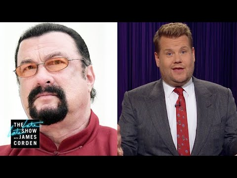 Steven Seagal Is Going to Save USRussia Relations