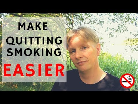 Quitting Smoking   - 4 Ways to Make it EASIER!