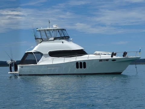 2009 Bella 420 Luxury Motor Yacht SOLD