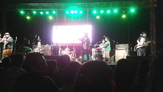 Fonk Machine -  Amiga (en vivo Festival Radar 25- 01- 2014)