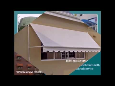 Specialized In Residential Awnings Canopies Shades For Windows Terrace Roof CarparkEntrance Door
