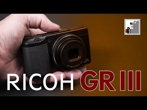 RICOH GR III     Маленький профессионал