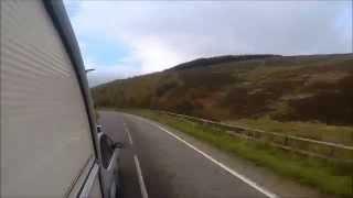 Cairngorm Caravan Time Lapse
