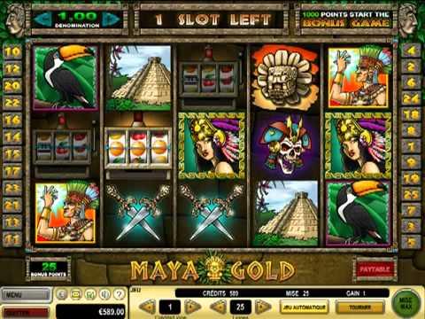Maya Gold - Gold Club Casino
