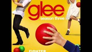 Glee Cast - Fighter (Full)