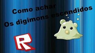 Roblox Digimon Aurity Hidden Digimon