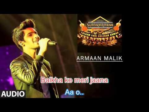 Armaan Malik - Chand Chupa (Full Audio) with Lyrics