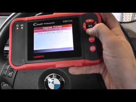 How To Read BMW 3 Series Fault Trouble Codes E90 E91 E92 E93