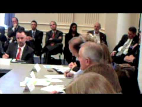 Nevada Legislature Summit on Clean Energy Hosted by US Senator Harry Reid part 2 (Gov. Jim Gibbons Speaks)