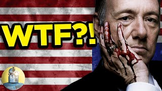 9 House of Cards Moments That Made Us Say WTF (@Cinematica)