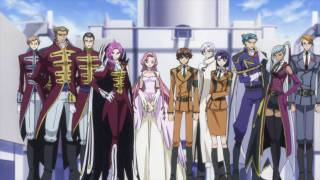 Repeat youtube video Code Geass Opening 2 HD