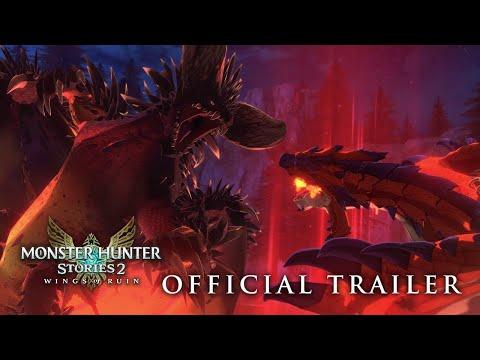 Monster Hunter Stories 2: Wings of Ruin - Trailer 4