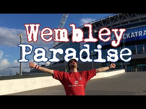 Chuitar - [York City's] Wembley Paradise - FA Trophy 2017