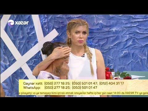 Seni Axtariram (12.07.2018) Tam Verilis
