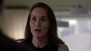 Michelle Dockery on TNT's 'Good Behavior': 'There's never a dull moment'