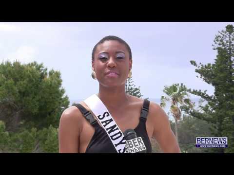 Miss Sandys Jahshuntae Darrell, 2013