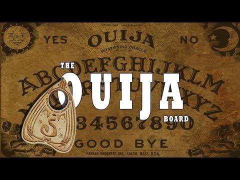 The Ouija Board  Strange in Many Ways