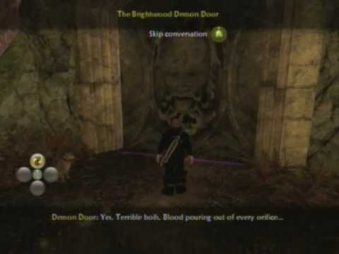 How Do You Get To Brightwood In Fable 2