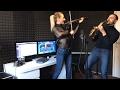 Dive - Salvatore Ganacci Cover | Amadeea Violin & Veran Zorila | Alex Cooper Remix