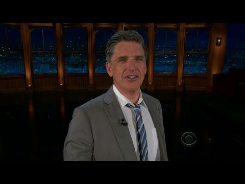 Late Late Show with Craig Ferguson 10/12/2010 Trace Adkins, Derrick Pitts