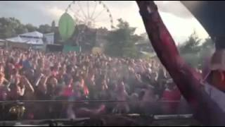 Dj Furax Tomorrowland 2015