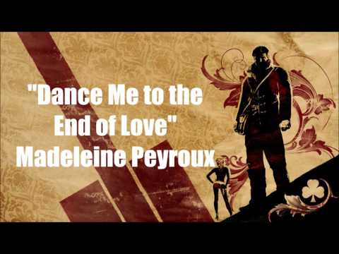 The Saboteur: Dance Me to the End of Love - Madeleine Peyrou