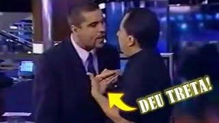 AS MAIORES TRETAS DA TV BRASILEIRA!