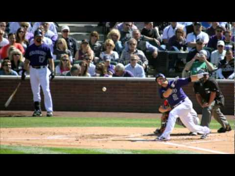 Rockies Opening Day 2011