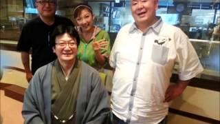 3013年8月28日NHK第一ラジオ 出演 山田まりあ 松村邦洋 早坂伊織 他.