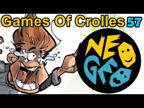 GAGNEZ LA NEO-GEO + 40 JEUX avec Games Of Crolles 57 ! Radio Gresivaudan