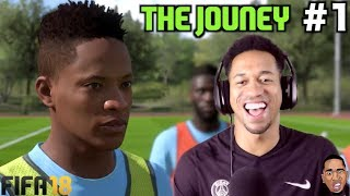 FIFA 18 THE JOURNEY - BACK TO BUSINESS! (Part 1)