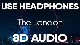 Young Thug - The London (ft. J. Cole & Travis Scott) (8D AUDIO)