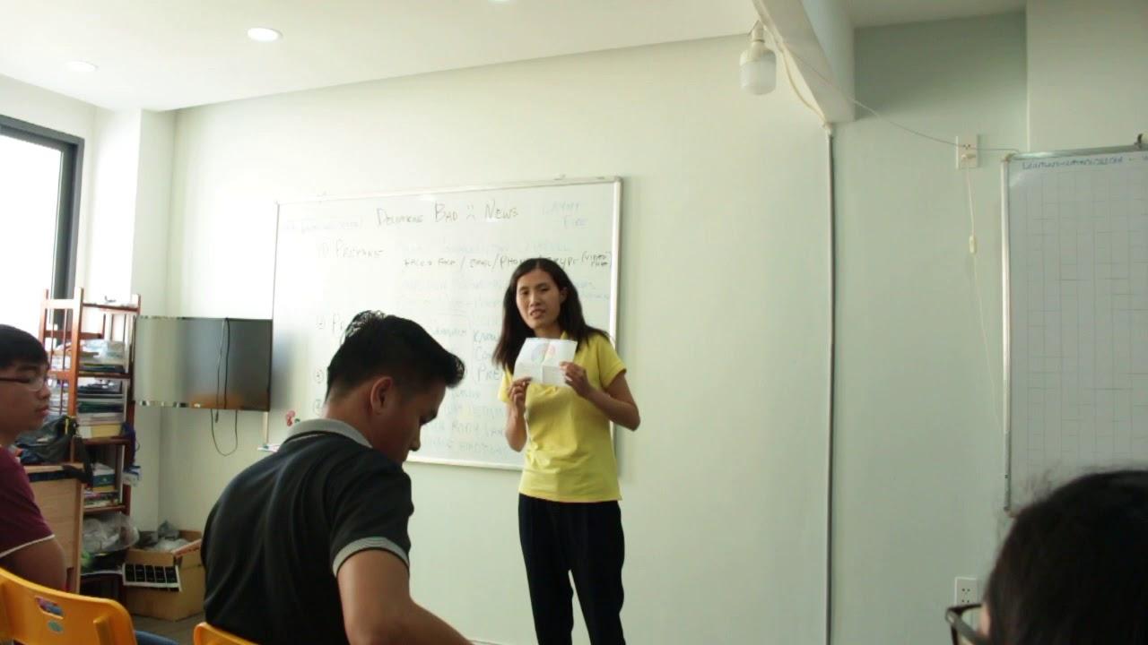 EIY - Public Speaking Club Member - Ms Linh - Shaping ...
