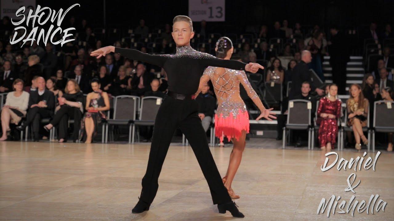 Download Daniel Novikov - Mishella Vishnevskiy I Showdance I Ohio Star Ball 2019