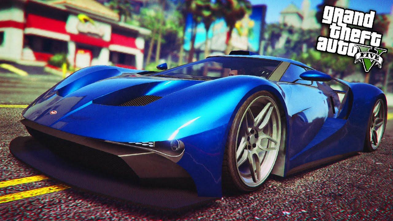 Gta Online New Vapid Fmj Super Car Customisation Showcase Gta