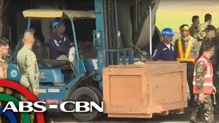 WATCH: Balangiga bells arrive in Eastern Samar | 14 December 2018