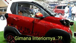 Mobil Listrik WULING E100 Indonesia | First Impression